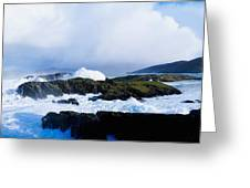 Seascape, West Cork, Ireland Greeting Card