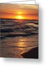Seaside Serenade I Greeting Card