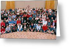Seattle Archdiocese 2008 Priests. Greeting Card