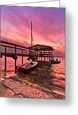 Sebring Sailing Greeting Card