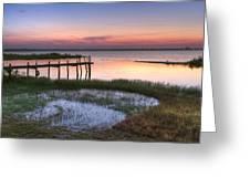 Sebring Sunrise Greeting Card