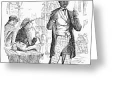 Secession Crisis, 1861 Greeting Card