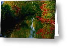 Secret Horse Creek Greeting Card