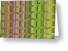 Sedona Energy Abstract Greeting Card