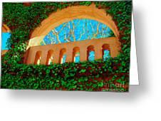 Sedona Viii Greeting Card