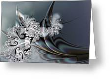Seduction Greeting Card by Dan Turner