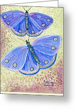 Self Expression Butterfly Greeting Card