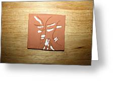 Sentiment 2 - Tile Greeting Card