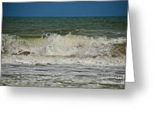 September Beach 2 Greeting Card