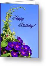 September Birthday Greeting Card
