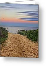 Serene Beach Scene Photograph By Kaye Menner