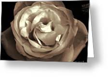 Serenity Greeting Card by Marsha Heiken
