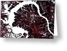 Dragon Lake  Greeting Card