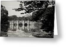 Setauket Mill Pond Greeting Card