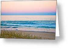 Seven Mile Beach 5534 Greeting Card
