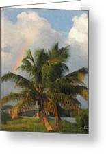 Seven Mile Rainbow Greeting Card
