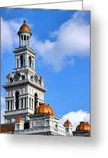 Sevier County Courthouse Greeting Card