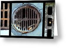 Sew Sewer Sewest Greeting Card