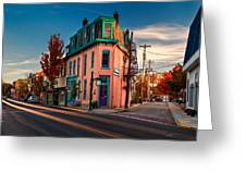 Sewickley 1  Greeting Card