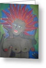 Sexuality-intimacy Greeting Card