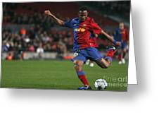 Seydou Keita Stroke Greeting Card