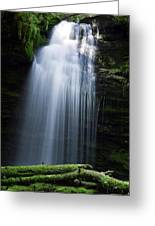 Shadow Falls Greeting Card