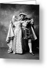 Shakespeare: Henry Viii Greeting Card