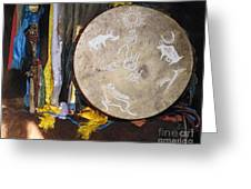 Shaman's Collection Greeting Card