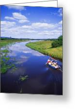 Shannon-erne Waterway Greeting Card