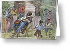 Sharecroppers, 1876 Greeting Card