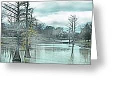 Shaw Mississippi Greeting Card