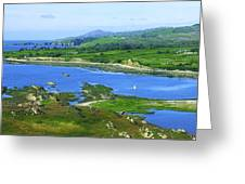 Sheeps Head, Co Cork, Ireland Headland Greeting Card