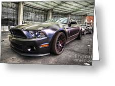 Shelby Gt500kr Greeting Card