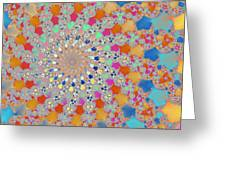 Shelly Spiral Greeting Card