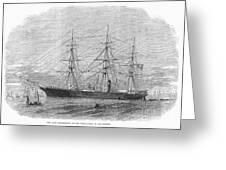 Shenandoah Surrender, 1865 Greeting Card