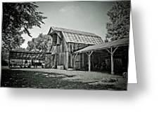 Shiloh Barn Greeting Card