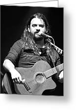 Shooter Jennings - Long Way From Home Greeting Card