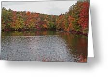 Sibley Pond Greeting Card