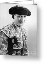 Sidney Franklin (1903-1976) Greeting Card