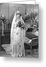 Silent Film: Wedding Greeting Card