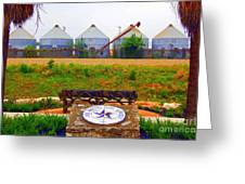 Silo Revival Greeting Card