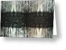 Silver Lake Greeting Card