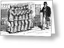 Sing Sing Prison, 1878 Greeting Card by Granger