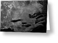Skippin Rock  Greeting Card