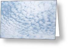 Sky 20 Greeting Card