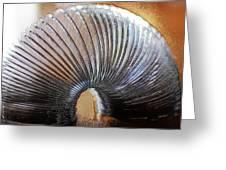 Slinky Greeting Card