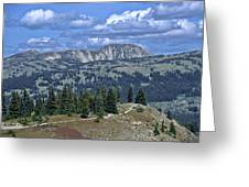 Slocan Valley Greeting Card