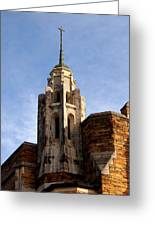 Small Steeple  Greeting Card
