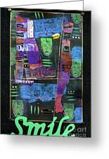 Smile Banner Greeting Card
