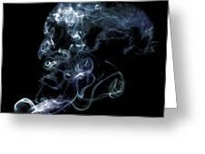 Smoke Five Greeting Card